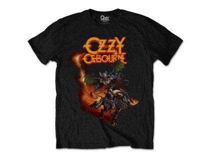 Pánske tričko Ozzy Osbourne Demon Bull (Veľkosť XXL)