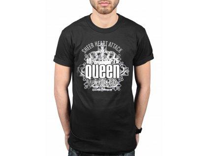 2017 Newest Men Queen font b Sheer b font font b Heart b font font b