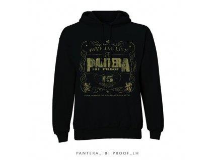 Pánska mikina Pantera (Veľkosť XXL)