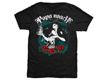 Pánske tričko Papa Roach (Veľkosť XXL)
