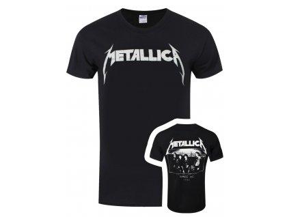 Pánske tričko Metallica MOP Photo