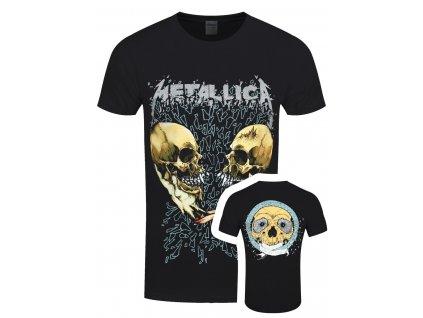 Pánske tričko Metallica Sad But True
