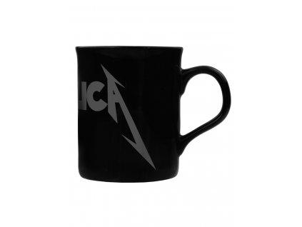 Hrnček Metallica Grey Logo