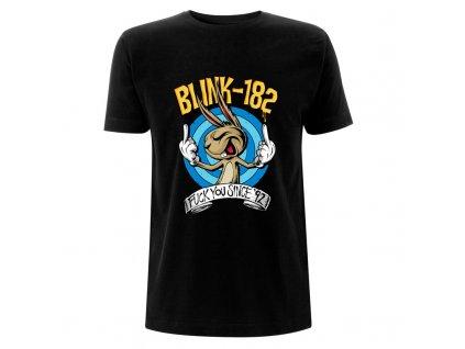 RTBLITSBFU Blink 182 FU Since 92 Black T 1