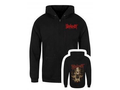 Pánska mikina Slipknot SKULL TEETH