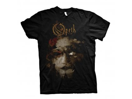 RTOPETSBMAS OPETH MASK BLACK T