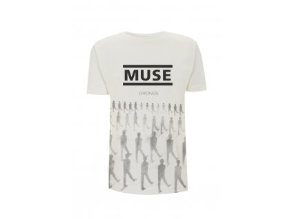 rtmus006 muse vintage white toned drones jumbo t