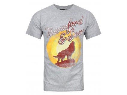 Pánske tričko Mumford & Sons Hopeless (Veľkosť XXL)