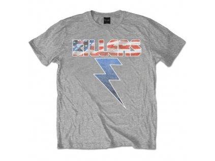 Pánske tričko The Killers (Veľkosť XXL)