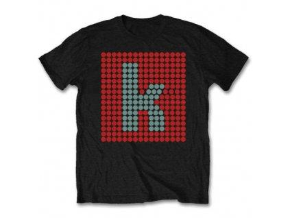 Pánske tričko The Killers K Glow (Veľkosť XXL)