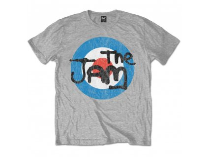 Pánske tričko The Jam Vintage (Veľkosť XXL)