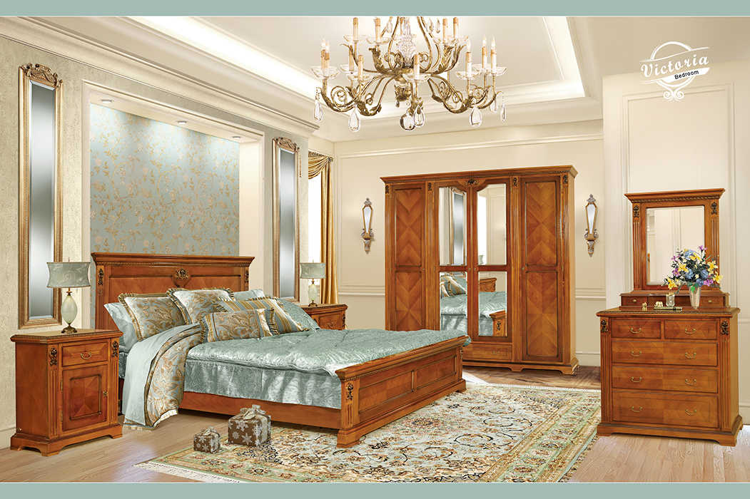 Ložnice v kolekci VALERIA
