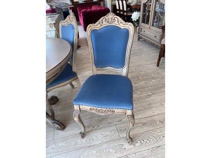 židle z masivu royal II