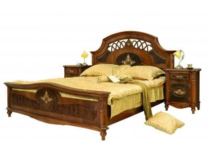 zamecka postel laura