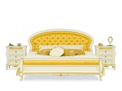 luxusni manzelska postel venezia