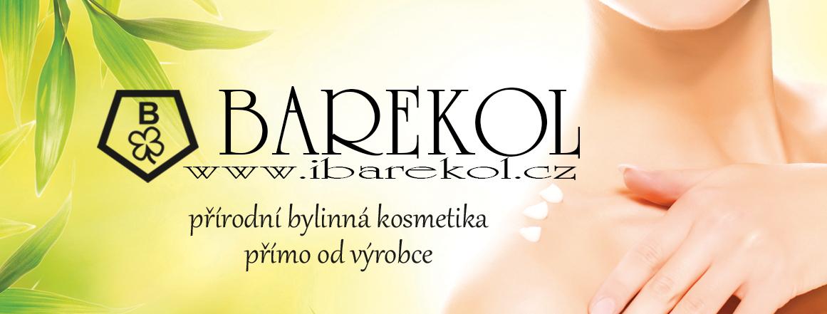 barekol - kosmetika přímo od výrobce