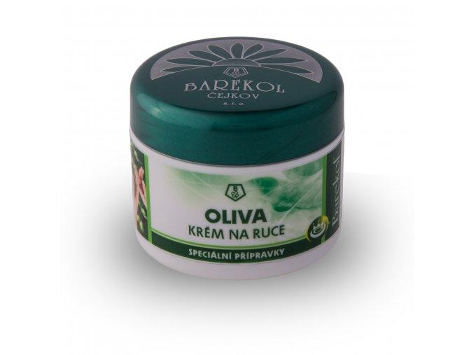 Oliva - krém na ruce