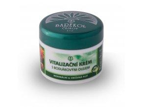 Vitalizační krém s bodlákovým olejem