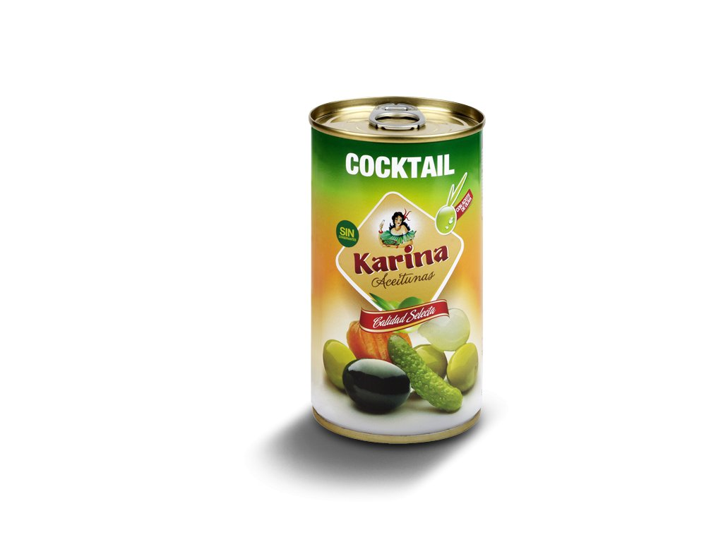 Karina Cocktail 350g konzerva