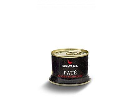Malvasia Kacacia pasteta na vine muskat 130g konzerva maly obrazok