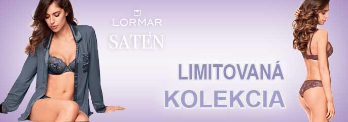 Limitovaná kolekcia Lormar Satén v atraktívnych farbách