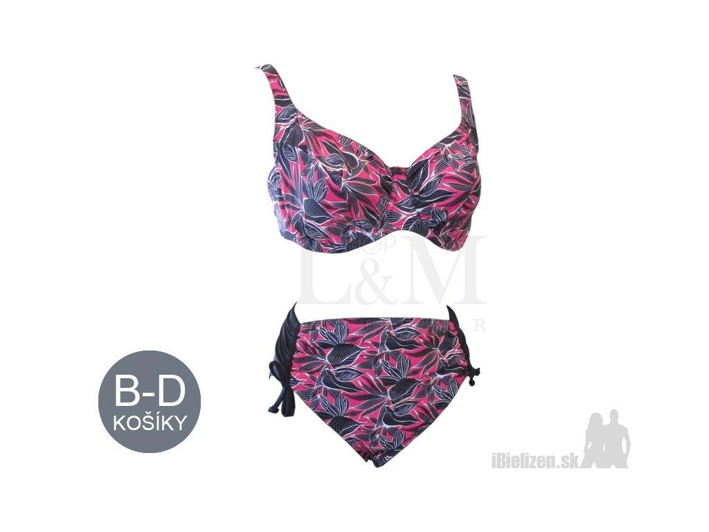 625418dbd Dámske plavky – podprsenka + nohavičky - Triola 81060 + 92060 ...
