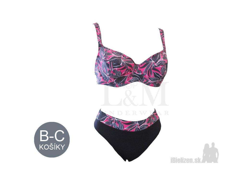 2461a0139 Dámske plavky – podprsenka + nohavičky - Triola 82060 + 91060 ...