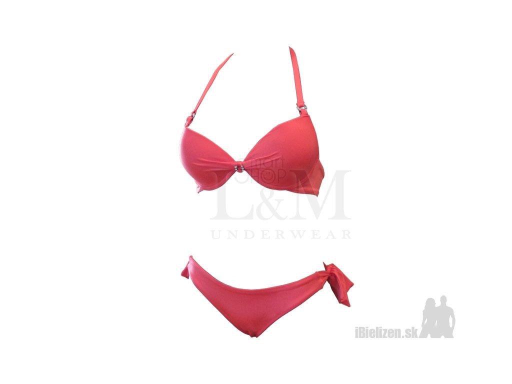 95a06b0483 ... Dámske dvojdielne plavky (bikiny) – push-up – Lormar Broadway Show ...
