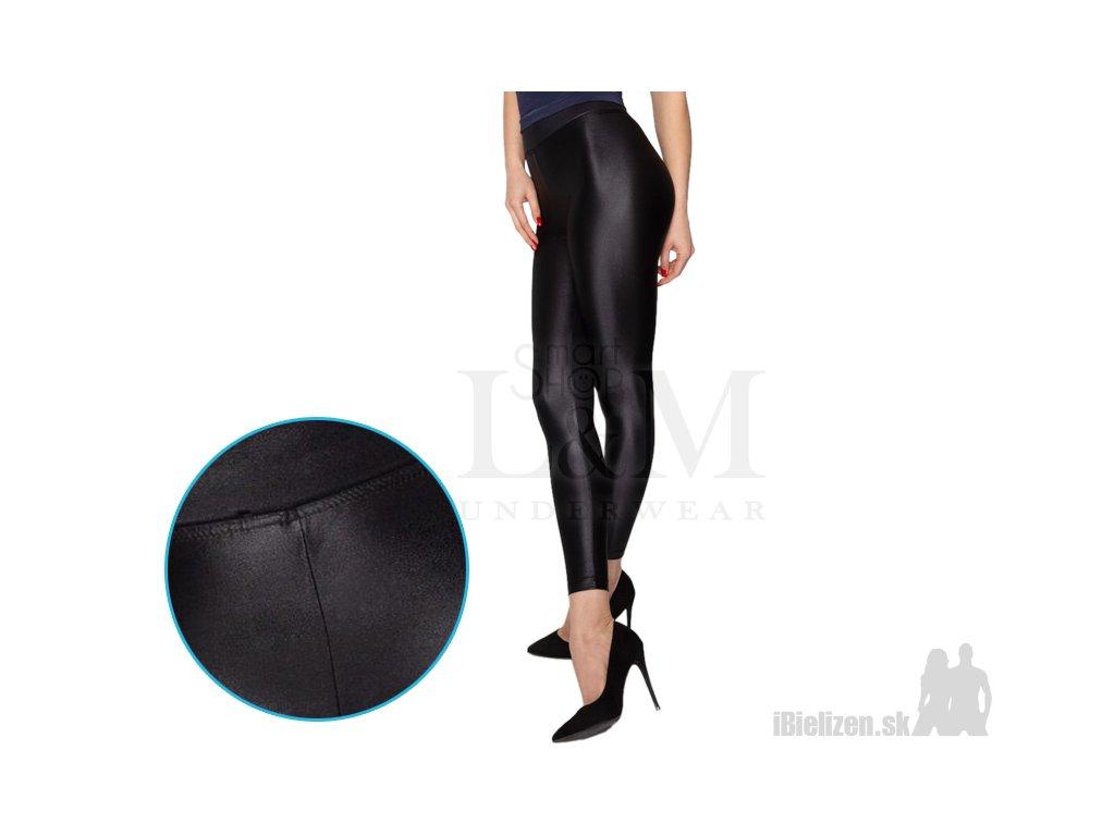 lmunderwear gatta black brillant leggings