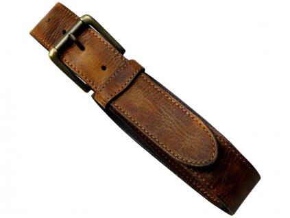Kožený opasok - Landleder Rugged-Hide Jes (Belt)