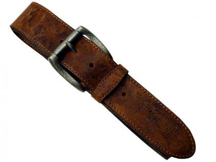 Kožený opasok - Landleder Rugged-Hide Jesse (Belt)