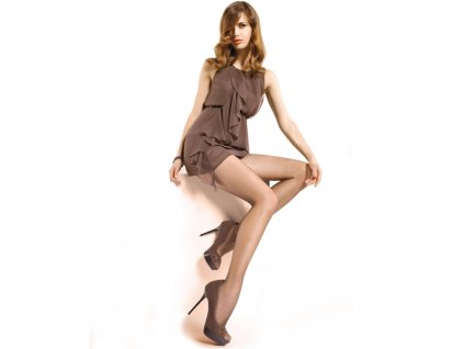 Dámske pančuchové nohavice - Gatta Cote 3D (6 DEN)