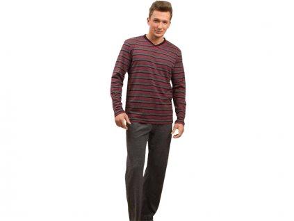 Pánske pyžamo - KEY MNS337