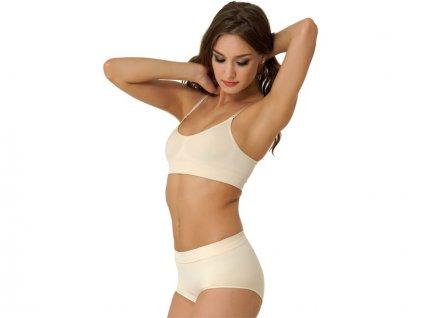 Formujúce a sťahujúce nohavičky – FormEasy Low Waist Slip Shaper 0400