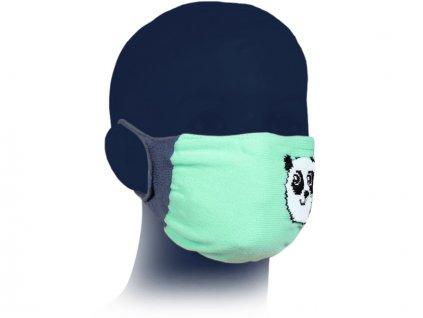 lmunderwear wola child mask panda