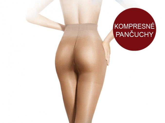 Dámske pančuchové nohavice - kompresné - Gatta Medicare (70 DEN)