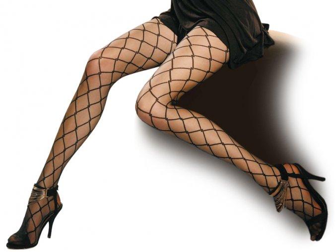 Dámske pančuchové nohavice - vzorované - Gatta Nadette 01