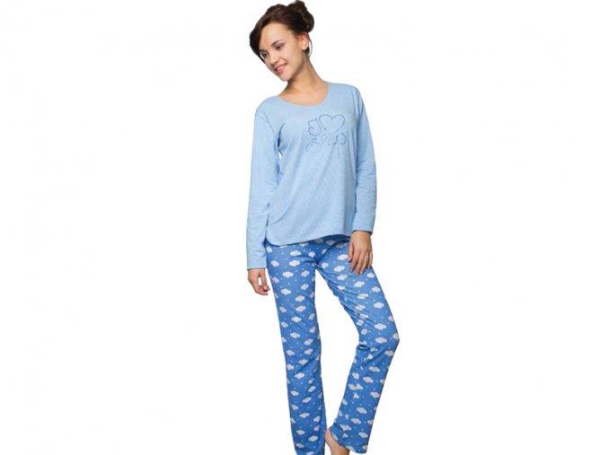 Dámske pyžamo - KEY LNS896