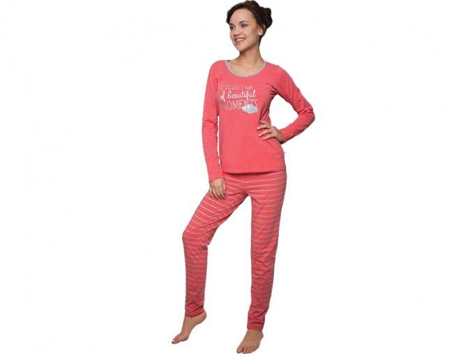 Dámske pyžamo - KEY LNS889