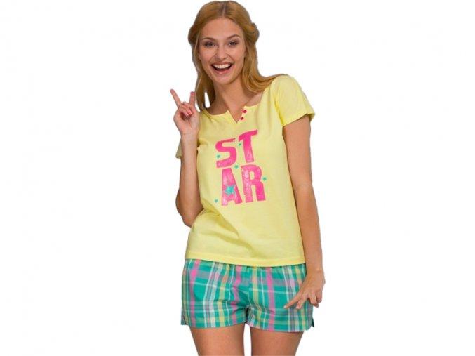 Dámske pyžamo - KEY LNS476