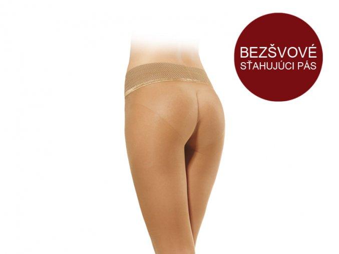Dámske pančuchové nohavice - Gatta Discrete (15 DEN)