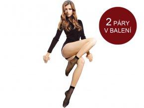 Dámske pančuchové ponožky - Gatta Lar (2 páry)