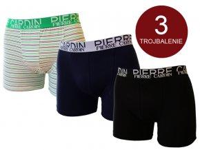 Pánske boxerky - Pierre Cardin 31749 (set 3ks)