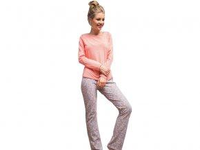 Dámske pyžamo - KEY LNS875