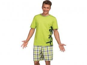 Pánske pyžamo - KEY MNS490