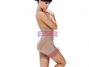 Dámske pančuchové sťahujúce šortky - Annes Super Slim (140 DEN)