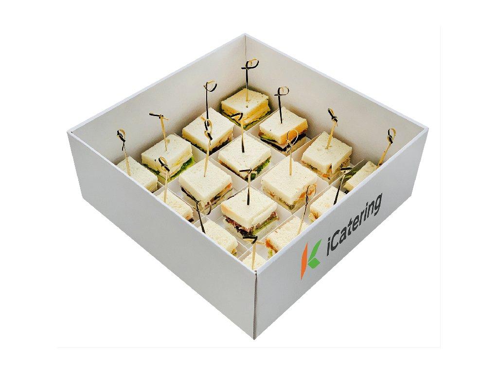 Mini sendviče 16 ks