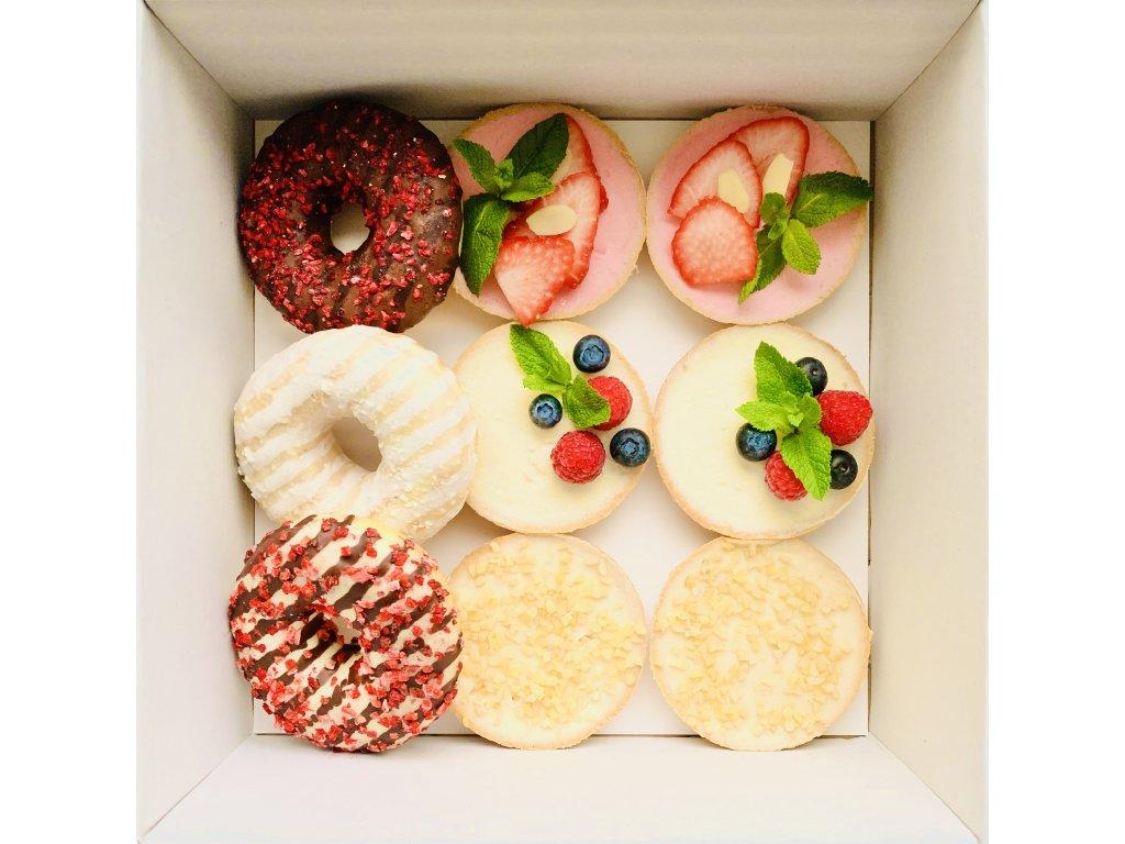Tartalette & Donuts Mix