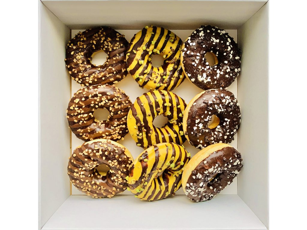 Chocolate Donuts Mix