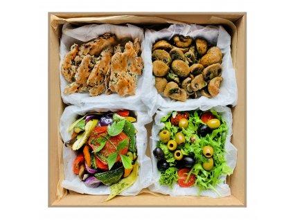 Zdravý zeleninový iBoxík 2
